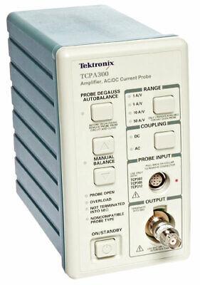 Tektronix Tcpa300 Current Probe Amplifier Dc - 100 Mhz Tektcpa300 Used