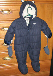 Infant Snow Suit By OSHKOSH Size 18M Belleville Belleville Area image 1