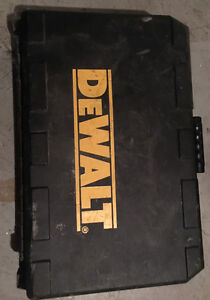 Great Deal on Used Dewalt D25500 Rotary (Jack) Hammer Plus 7 Hea