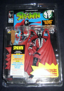 1994 MCFARLANE SPAWN SERIES 1 ACTION FIGURES