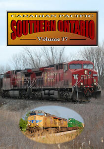 Canadian Pacific Southern Ontario - Vol 17  New Release