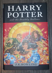 Harry Potter and the Deathly Hallows by J. K. Rowling (Book 7)