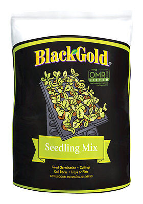 Black Gold Seedling Mix (Black Gold  Seedling Mix  Potting Mix  8)