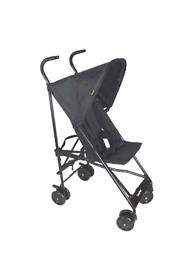 NEW Black lightweight foldable buggy/Pram stroller