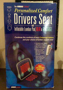 Obusforme Personalized Comfort Drivers Seat