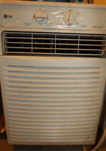 Vertical 12,000 BTU air conditioner