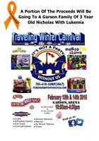Lukemia fundraiser for little boy Nicholas