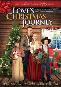 Love's Christmas Journey DVD 2012 - 024543823445