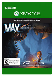 Max: The Curse of Brotherhood XBOX ONE CD-KEY