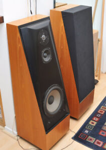 One of the best Thiel speakers ever made