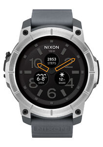 Nixon Mission android wear gris