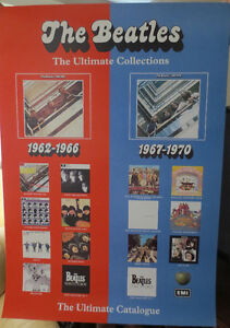 """The Beatles 1990s Promo Poster The Ultimate Collection 23.5""""x33"""""""