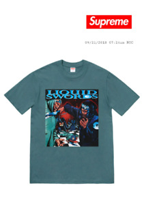 Supreme x Liquid Swords GZA Slate | Medium