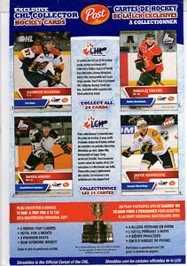 Connor McDavid Rookie Post Cereal