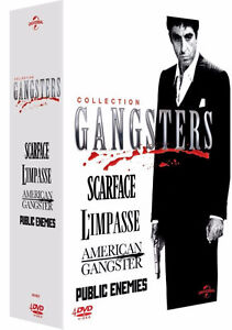 Collection Gangsters - Coffret