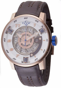 GV2 By Gevril Men's 1302 Motorcycle Sport Automatic for sale