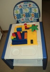 Evenflo 3 in 1 Toddler High Chair and Desk