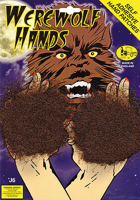Werwolf Hand # Flicken Halloween Monster Wolfman Horror - Wolfman Halloween Kostüme