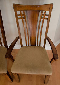 Dining set - large table with chairs - Best Offer Gatineau Ottawa / Gatineau Area image 5