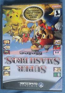 Super Smash Bros Melee (Gamecube)