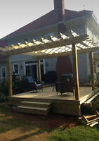 Kelly's Carpentry Check out our decks.