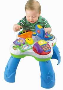 Fisher Price Laugh n' Learn Musical Table