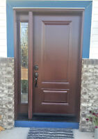 New DOORS 20% OFF! FREE quotes from Medicine Hat local company