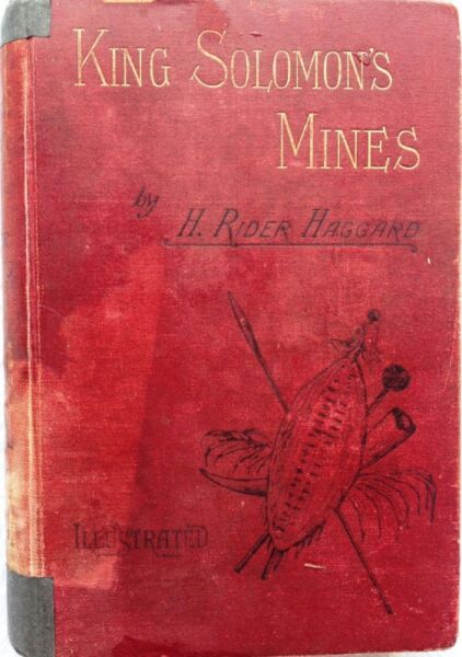 King Solomon's Mines - by H Rider Haggard - Hardcover