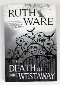 The Death of Mrs. Westaway by Ruth Ware - Softcover