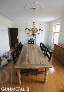 Reclaimed Wood Tables - Locally Created Cambridge Kitchener Area image 9