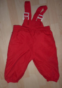 Snowpants size 6 - 12m Kitchener / Waterloo Kitchener Area image 1
