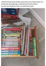 Childrens books boys