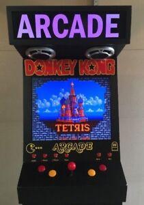 Arcade à vendre avec 35 jeux