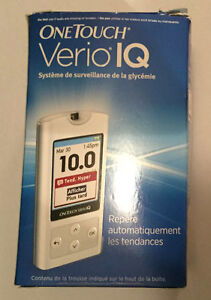 Glucomètre One Touch Verio IQ