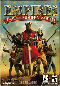 Empires Dawn of the Modern World PC Game