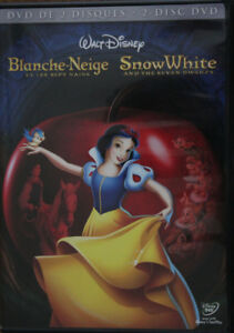 DVD Blanche-Neige - Snow-White - 2 disques DVD