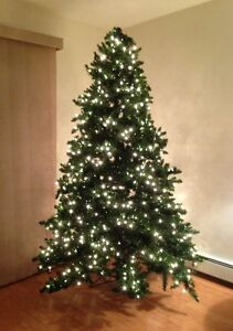 7.5 ft. Artificial Oregon Fir Tree