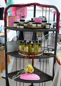 LIP BALMS by Anke. Honey Calendula Lavender Lemonbalm soothing London Ontario image 3