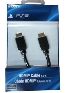 Sony High Speed HDMI Cable - Playstation 3 PS3