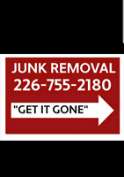 Junk removal / Garbage / Metal Recycling / GREAT RATES!!!!