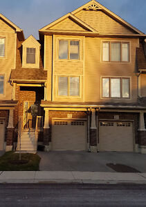 3 bedroom townhome available Jan. 1st