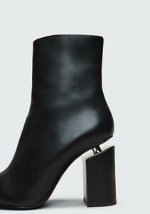 Alexander Wang Kirby Booties - 6.5
