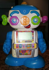 Cogsley the learning Robot (vetch)