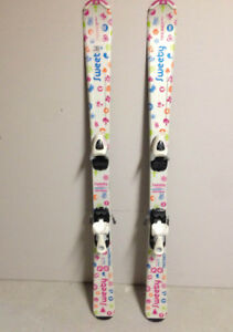 Girls 120 cm Skis & Boots