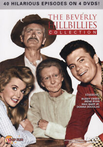 The Beverly Hillbillies Collection with 40 Hilarious Episodes