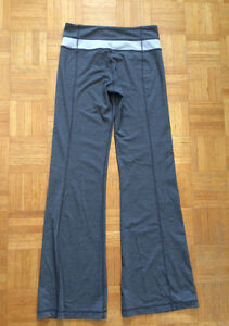 Like New Lululemon Grey Yoga Pants