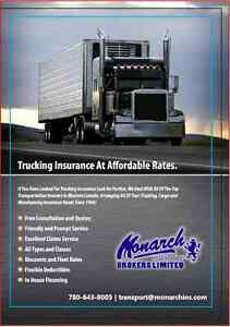 Trucking Insurance for All Commodities & Levels of Experience