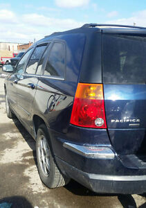 2007 Chrysler Pacifica SUV, Crossover 7 seater