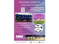Willows Ladies Football Team