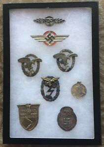 German WW2 Collection For Sale